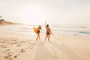 Surf en Nazaré