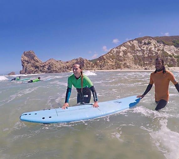 ÉCOLE DE SURF DU NAZARÉ